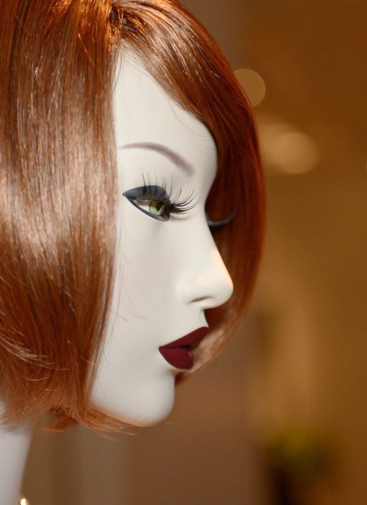 Manichino donna realistico Window  France