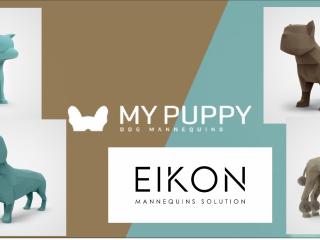 My Puppy collezione  manichini cagnolini